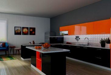 Clean Kitchen for Healthy Cooking